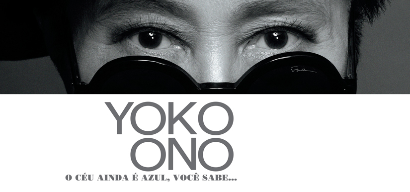 YOKO ONO - THE SKY IS STILL BLUE, YOU KNOW...