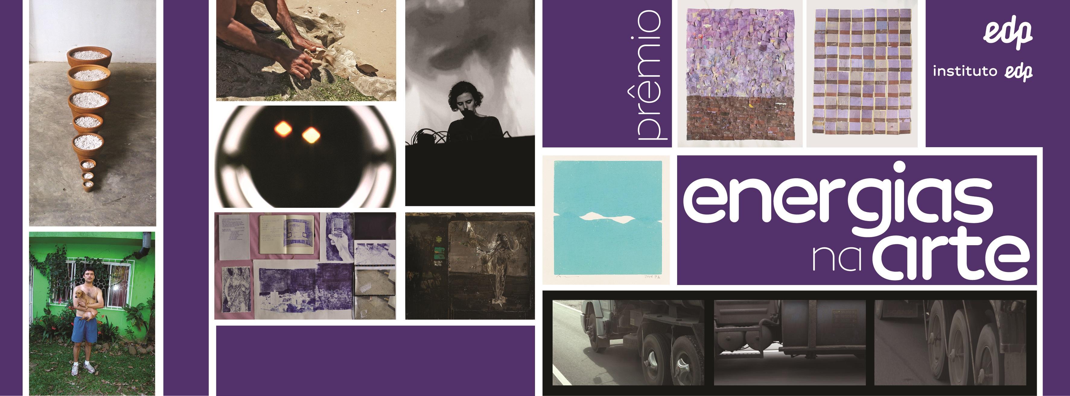 Exposição - 5ª  Edição Prêmio Energias na Arte