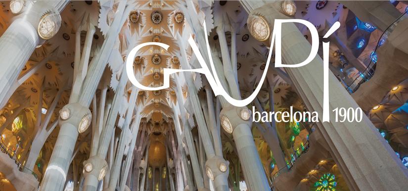 Gaudí: Barcelona, 1900