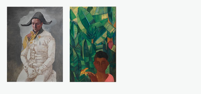 Partial Hallucinations: School-Exhibition with modern masterpieces from Brazil and the Centre Pompidou