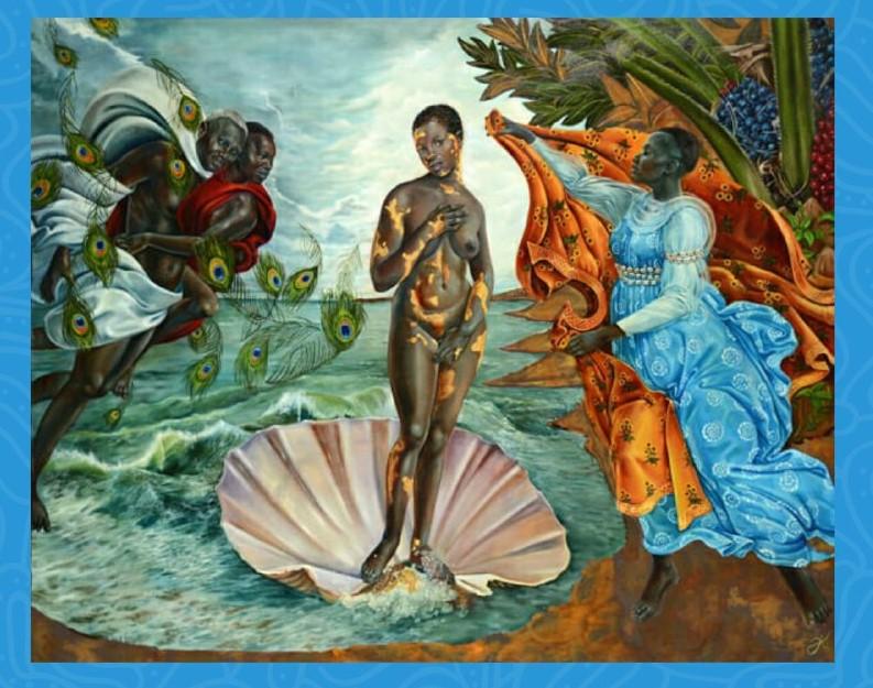 Representação, imaginário e imagens da população negra:  uma proposta estética e educativa