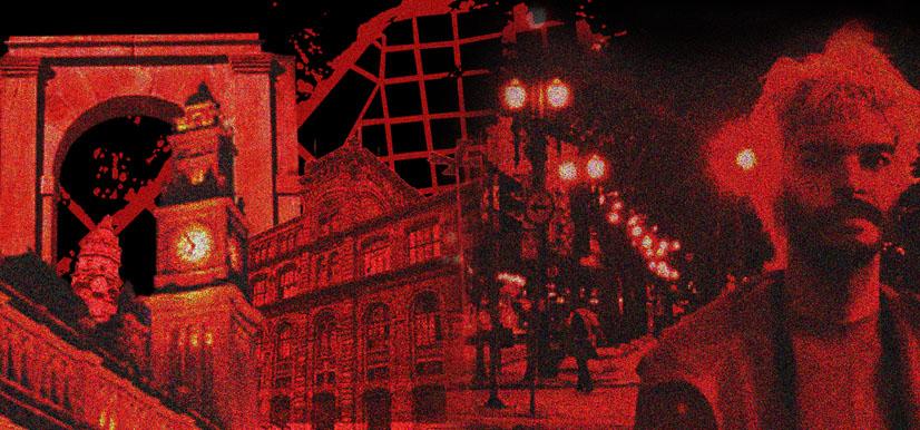 Ouvir para Ver a Cidade: Deriva da Luz Vermelha