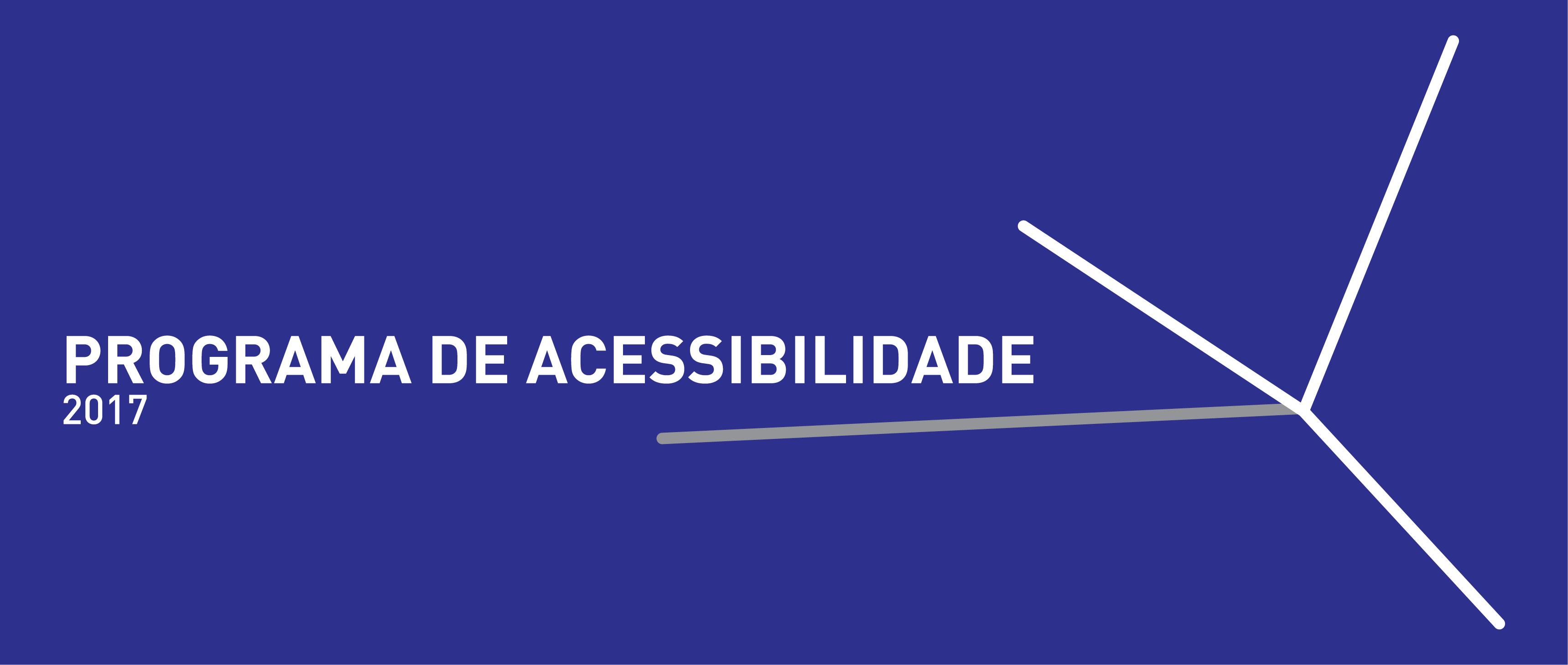 Programa de Acessibilidade