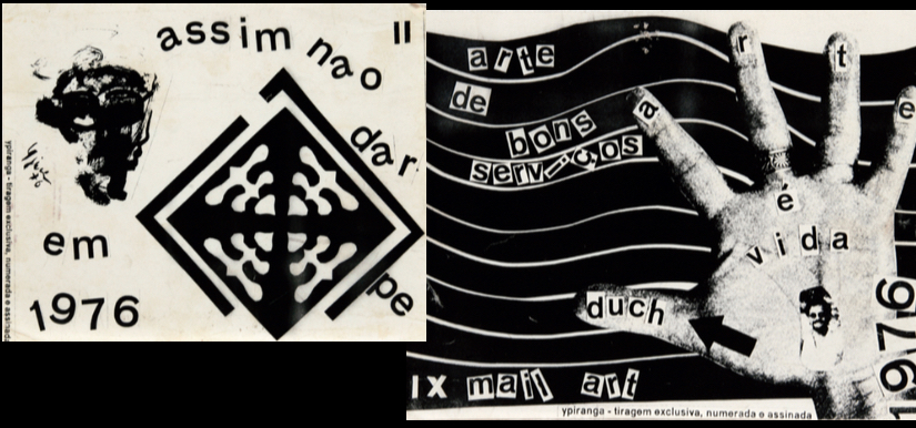 Arte postal: Intercâmbios solidários à distância