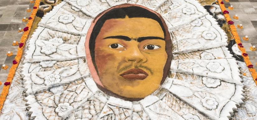 Texto curatorial: Frida Kahlo - Conexões entre mulheres surrealistas no México