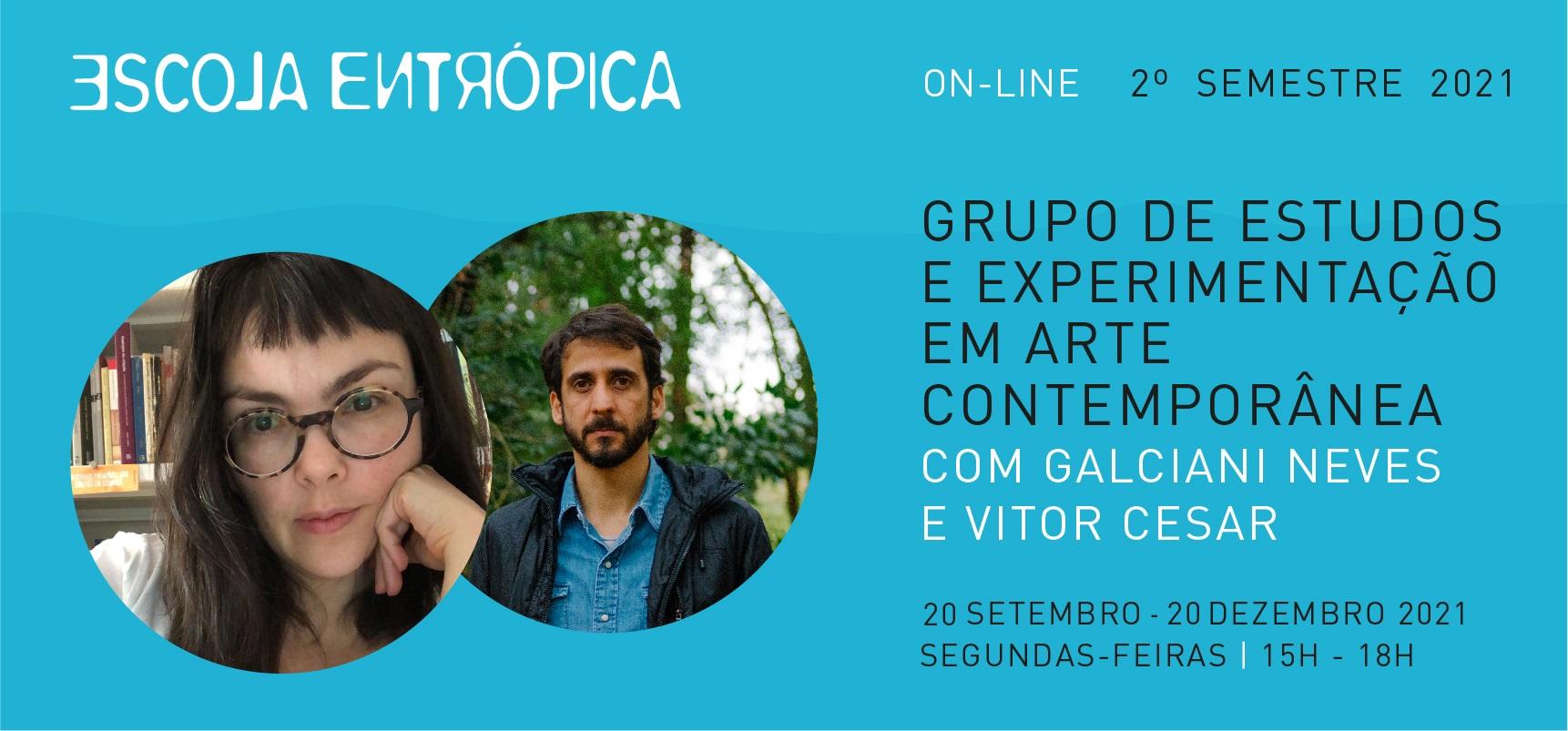 GRUPO DE ESTUDOS E EXPERIMENTAÇÃO EM ARTE CONTEMPORÂNEA