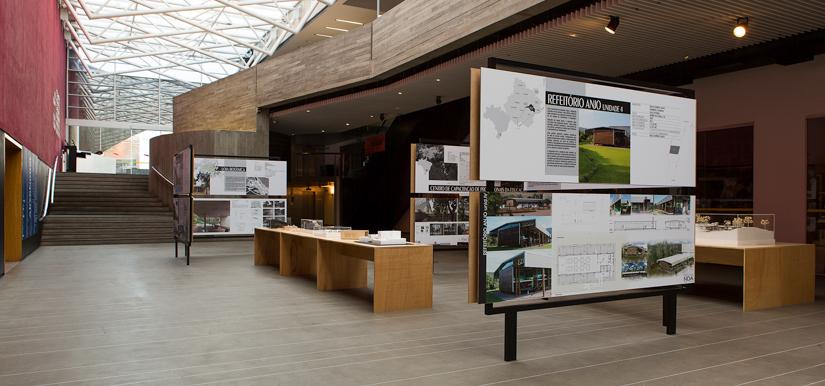 Exposição do  1º Prêmio de Arquitetura Akzonobel
