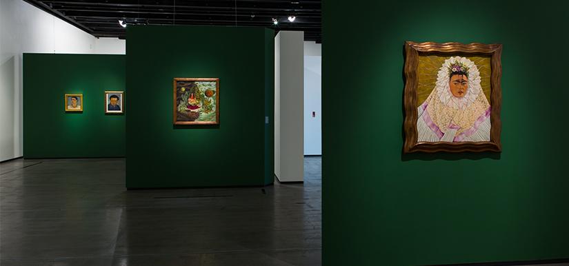 Passagens sobre a exposição Frida Kahlo – conexões entre mulheres surrealistas no México