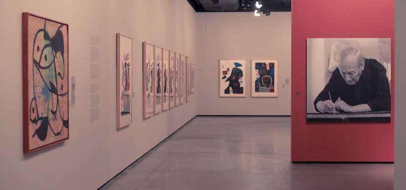 Joan Miró - A Força da Matéria