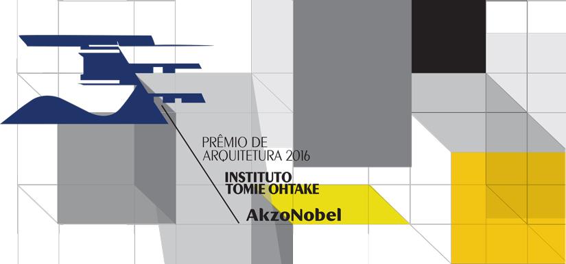 Exposição do 3º Prêmio de Arquitetura Instituto Tomie Ohtake Akzonobel
