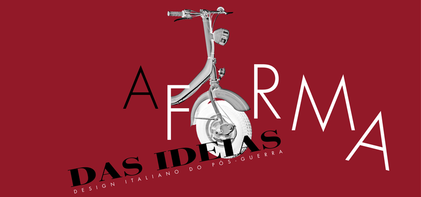 A forma das ideias: design italiano do pós-guerra