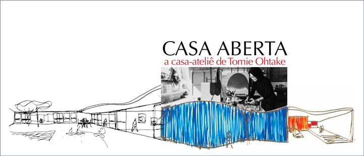 CASA ABERTA - A casa-ateliê de Tomie Ohtake