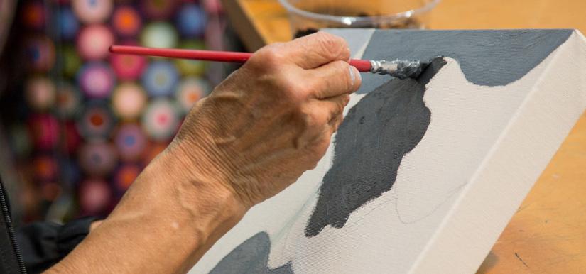 Ateliê intensivo de Pintura com Ana Prata (Programa Nossas Artistas)