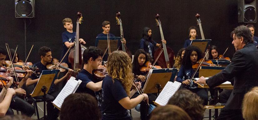 Apresentação Orquestra GPA