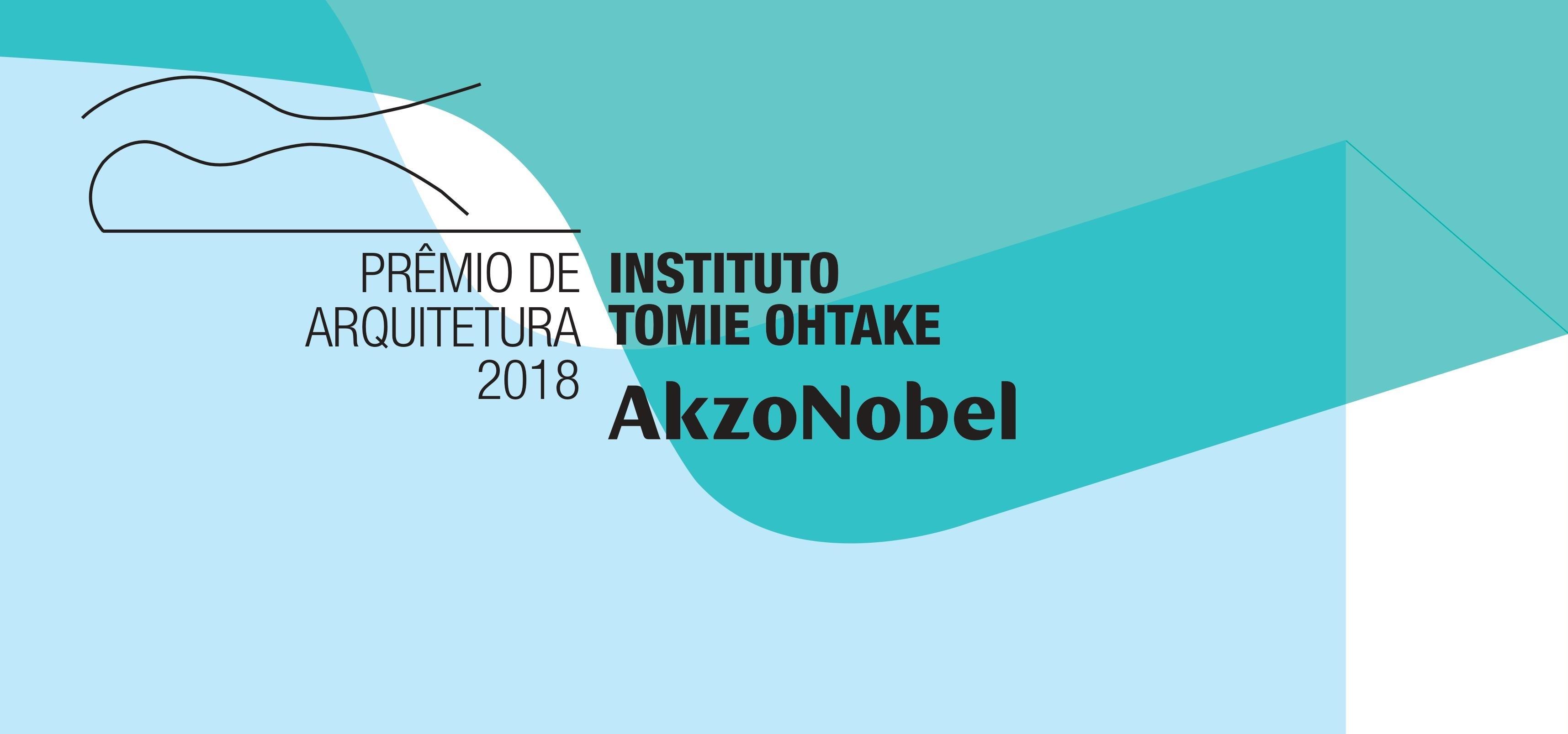 Exposição do 5º Prêmio de Arquitetura Instituto Tomie Ohtake AkzoNobel